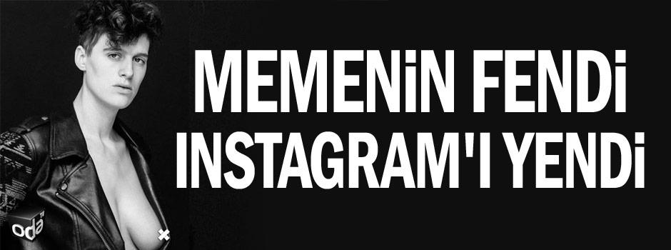 Memenin fendi Instagram'ı yendi