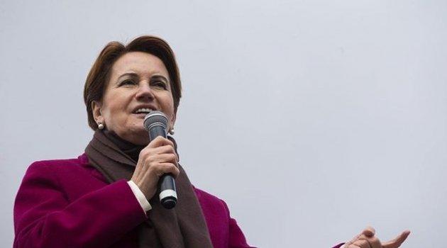 Meral Akşener seçilirse başkan yardımcısı Selahattin Demirtaş mı olacak?
