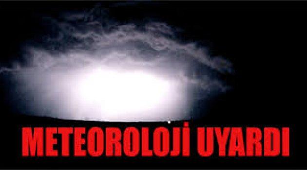 Meteoroloji'den İstanbul'a hafta sonu uyarısı…
