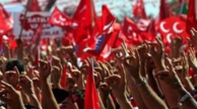 MHP'de 4 il teşkilatı kapatıldı