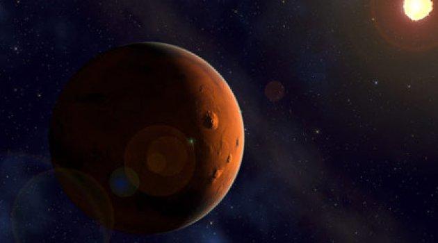 NASA Mars'ta konut yapıyor