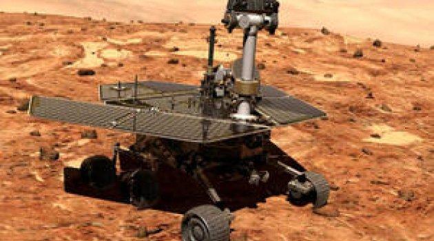 NASA'nın Kızıl Gezegen'deki aracı kayboldu