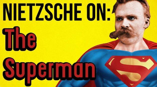 Nietzsche'nin 'Üstinsan' konsepti