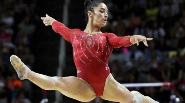 Olimpik jimnastikçiyi doktoru taciz etmiş