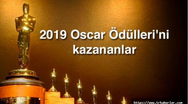 Oscar Ödülleri'ni kazananlar belli oldu!