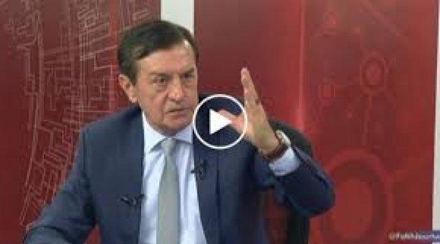 Osman Pamukoğlu'ndan Afrin yorumu