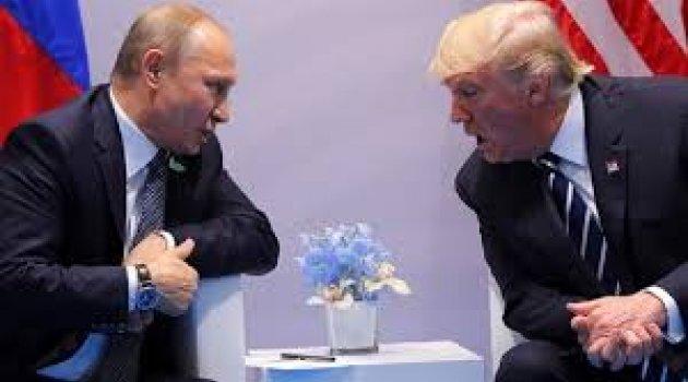 Putin'i Trump'a şikâyet etmek ve siyasi çözüm!