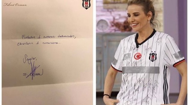 REZALET Beşiktaş forması evlendirme programlarına düşemez