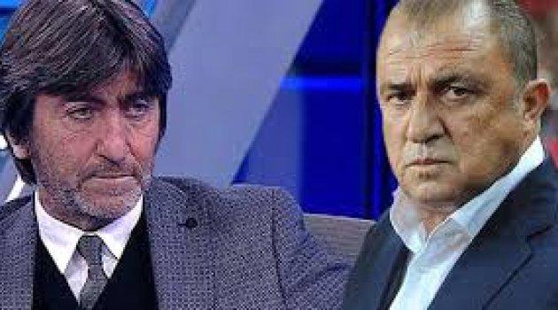 Rıdvan Dilmen'den Fatih Terim ve Aziz Yıldırım açıklaması!