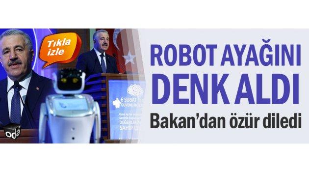 Robot yargılanmalımıydı….