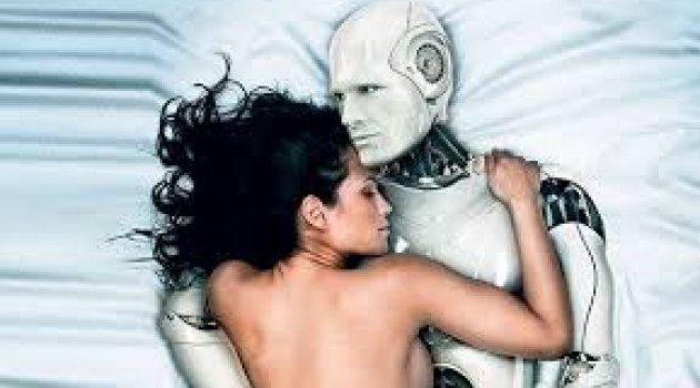 Robotlar aşık olacak mı