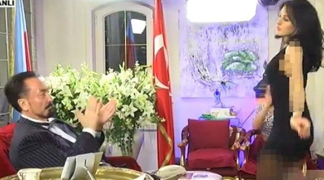 RTÜK'ten Adnan Oktar'a ilk tokat geldi