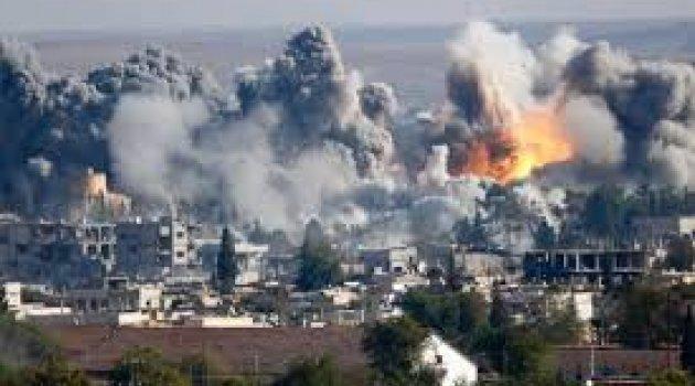 Rusya'dan flaş Suriye operasyonu açıklaması!