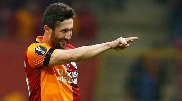 Sabri Sarıoğlu 7 yıl sonra Avrupa'da gol attı