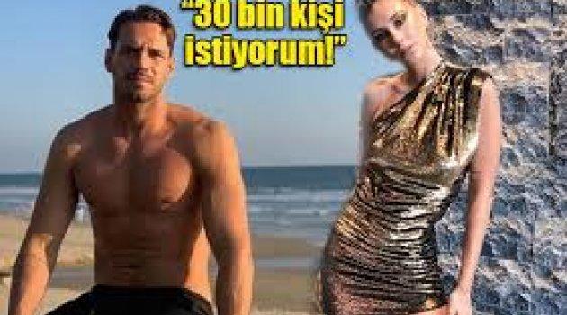 Şeyma Subaşı'nın sevgilisi Türkiye'ye geliyor