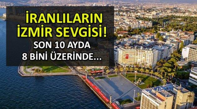 Son 10 ayda 8 bin İranlı İzmir'den ev satın aldı