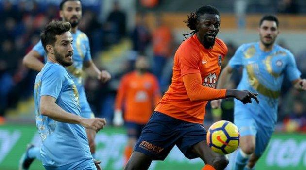 Süper lig de Yeni lider Başakşehir!