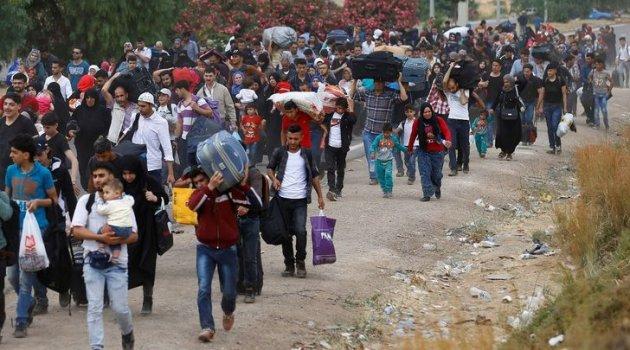 Suriyeliler parti kuruyor!