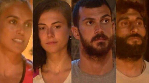 Survivor'da kim elendi? Survivor 2018'de bu hafta diskalifiye olan kim? İşte son gelişmeler…