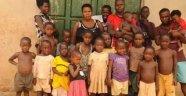 37 yaşındaki Ugandalı annenin 38 çocuğu var