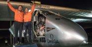 Solar Impulse 2 Atlantik'i geçmek üzere yola koyuldu