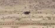 Suudi Arabistan'a İnen Ufo Dünyayı Hayrete Düşürdü VİDEO