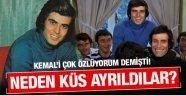 Tarık Akan Kemal Sunal'la neden küs ayrıldı?