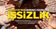 Türkiye'nin birinci sorunu işsizlik