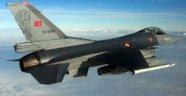 Suriye  Türk savaş uçaklarına savaş açtı.