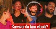 Survivor SMS sıralaması sonuçları kim elendi?