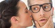 Erkeklere göre en erotik davranışlar