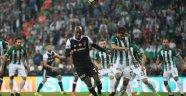 Beşiktaş Bursasporu yendi 2-0
