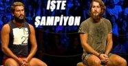 Survivor 2017 şampiyonu! Acun Ilıcalı açıkladı