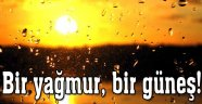 İstanbul için önce sıcak hava sonra yağmur uyarısı!