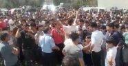 Türk ve Suriyeli işçilerden ortak zam eylemi