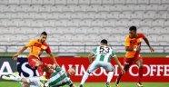 Konyaspor-Galatasaray 0-2 Cim BOM lider