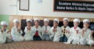 Sıbyan mektebine giden çocuklardan şoke eden sözler