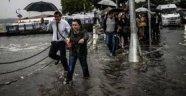 İstanbullulara son dakika yağış uyarısı... Anadolu Yakası'nda sağanak yağış!