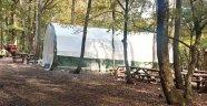 Belgrad Ormanı'na 'kumar' baskını; 25 kişi tombala makinesi ve oyun kartlarıyla yakalandı
