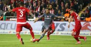 Antalyaspor 1 Beşiktaş 2