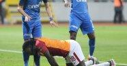 Kasımpaşa Galatasaray'ı 2-1 yendi