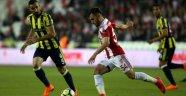 Sivasspor 1-2 Fenerbahçe