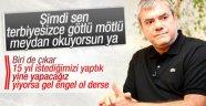 Ahmet Hakan'dan Yılmaz Özdil'e tepki