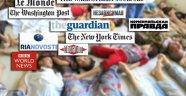 Dünya medyası katliamı böyle gördü!