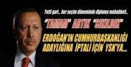 Erdoğan'ın adaylığına iptal hamlesi Diploma