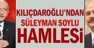 Süleyman Soylu hamlesi