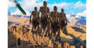 Pentagon Afganistan'da Gizlenen Devlere Karşı MOAB Bombaları Kullanıyor Mu?