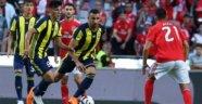 Benfica - Fenerbahçe maç sonucu: 1-0