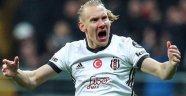 Domagoj Vida'dan Beşiktaş'ı şok eden karar