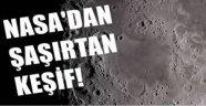 NASA, Ay'da suyun varlığını teyit etti!